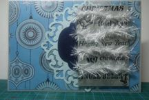 Sketch Challenges 2015 / Cards made using sketch challenges from Craft Mad forum