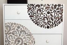 KOMODA/chest of drawers