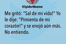 Matame!!pero de risa !!! / En Español   / by Lorena Zamora