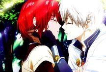 Shirayuki aux cheveux rouges ❤