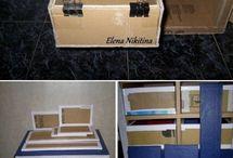 Zrobione z kartonu