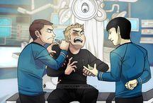 Star Trek  / by Luma Dawn