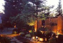 Backyard & Landscape Ideas / by Katie K