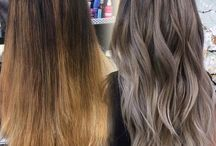 Bad Hair/Before and After