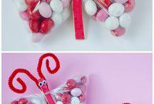 Valentine ideas for Abbie
