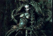 Cthulhu & Alien Lovecraft
