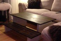DIY / Egne prosjekter laget av meg :)