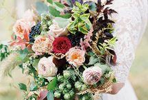 Floristry Wedding Romantic style -Häät runsaat ja romanttiset kimput