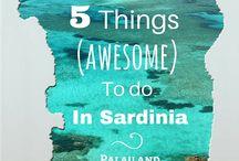 Sardegna / Have 2 visit