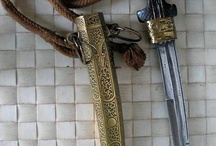 Antique Weapons