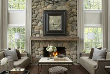 1 Living/Family Room / by Christal DeBoer