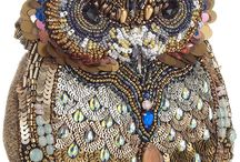 Trends: Owls / Fashion takes flight this season - owls are having a real fashion moment. Spread your wings with owl necklaces, owl rings, owl pendants and owl bags and purses. Twit twoo!