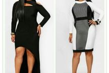 Full Figured & Sexy Fashions / by Adrienne Gibson-Whiting