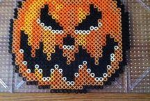 Perler beads Halloween
