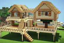 Mindcraft houses