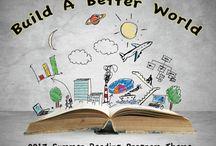 Summer Reading 2017 - Build A Better World