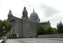 Galway / Město Galway se nachází v západním Irsku