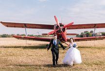 Nunta tematica Calatorii / Daca sunteti pasionati de calatorii si vreti sa puneti amprenta pasiunii voastre in cea mai importanta zi din viata voastra, insipirati-va din nunta noastra cu tematica de travel!