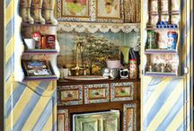 Painted furniture / by Cheryl Ovenshire