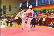 Taekwondo Events