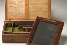 mimeograph / spirit duplicator