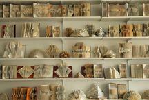 Book folding art / by Sindhu Iyer