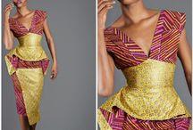 african dress code