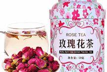 Organic Tea Flower Tea