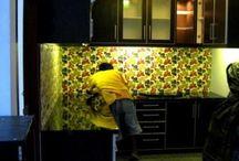 kitchen set cilandak, pondok indah, lebak bulus, cipete