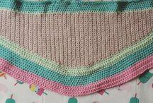 Shawl - Scialli a crochet