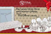 Luxury Gifts for Women / We are here to give you the royal feel with our amazing luxury corporate gifts, luxury gifts for women, luxury home décor, luxury gifts & designer homeware, best luxury anniversary gifts, best gold plated gifts. We are here to make you feel comfortable with your shopping go ahead and buy lifestyle Gift and buy luxury home décor. This season buy online luxury gifts in India and make you chilled December full of warmth of love.