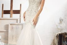 Our Mori Lee Bridal Gowns