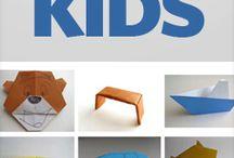 Krafty Kidz - Origami