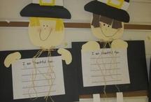 Preschool Thanksgiving / by Cyndi Anderson