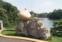 tea / sculptures about teas / by TeaVivre
