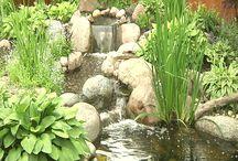Jardin - fuentes