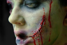 Costume MakeUp FX / by Monica Chipps