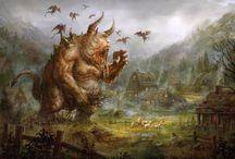 RPG - Fantasy / Fantasy Stuff