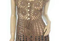 Valeria Crochet / Material de trabalhos