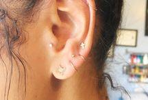 Piercings & Tattoo's
