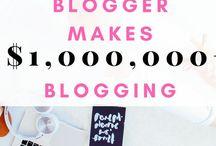 blogging and money