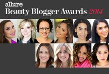 Allure Beauty Blogger Awards / I am one of 10 finalists in the 2014 Allure Beauty Blogger Awards. I am absolutely thrilled about it and I hope you enjoy the challenges and vote! THANK YOU :)