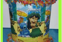 Lilo & Stitch Birthday party