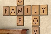 Puzzle famille love home