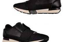 Heren Belincia Sneakers Zwart