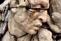 esculturas de Javier Marin / Amazing Mexican sculptor