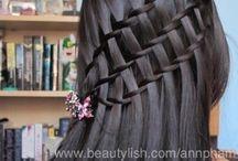 Hair inspiration / by Daniela Tapia