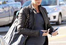 Celebrity Maternity Fashion Inspiration / Looks we love from pregnant celebrities