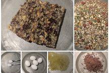 Stenalderkost opskrifter / Palæo opskrifter