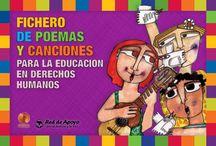 Canciones y poemas para los Derechos Humanos